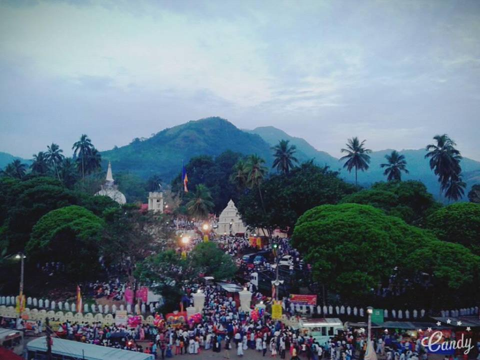 Solosmasthana Muthiyangana Raja Maha Viharaya
